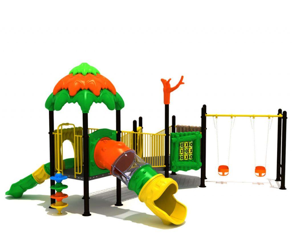 Parco Giochi Inclusivi per Bambini e Disabili - INCLUSIVE Castello 15069A