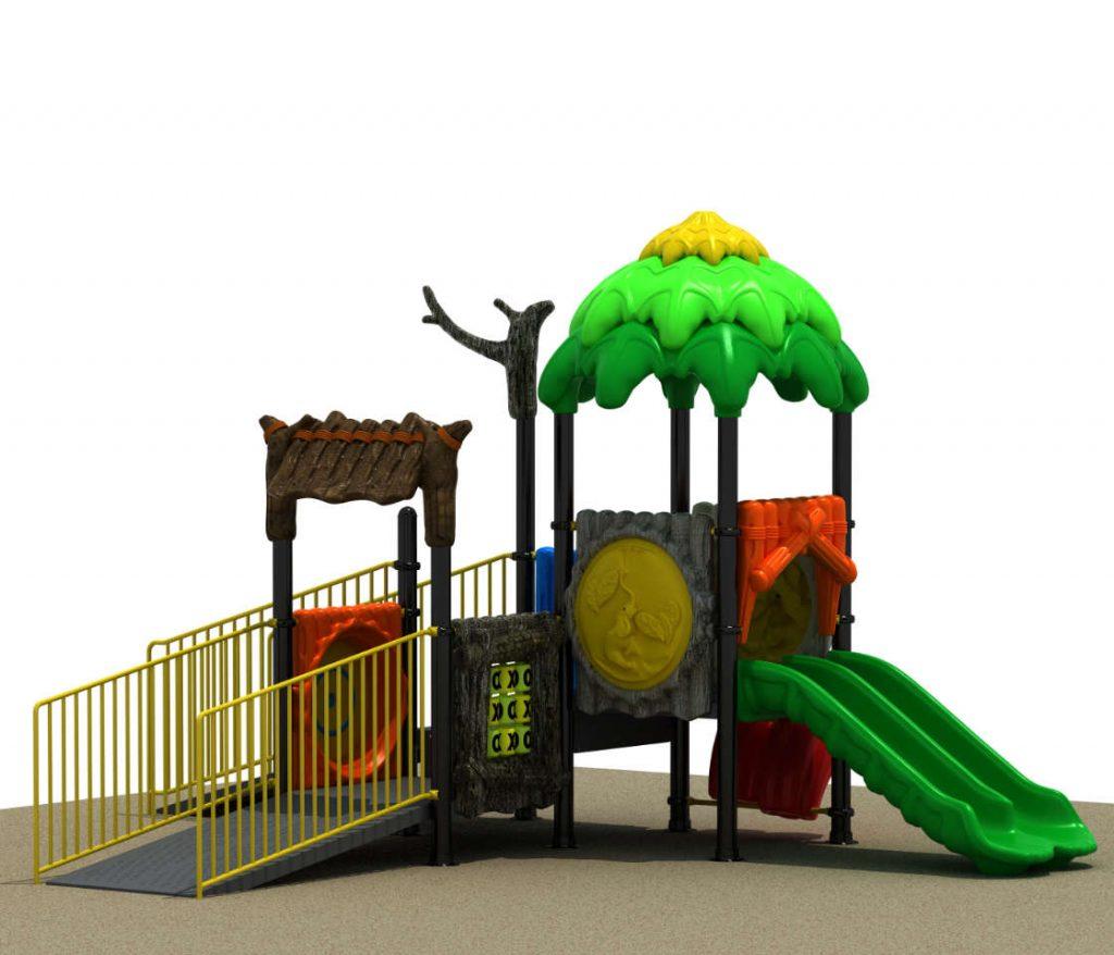 Parco Giochi Inclusivi per Bambini e Disabili