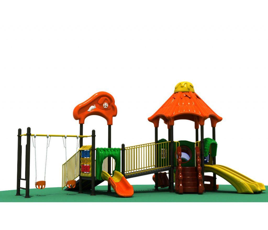 Parco Giochi Inclusivi per Bambini e Disabili - INCLUSIVE Castello 15072A