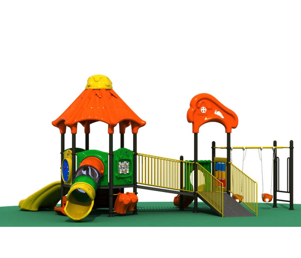 giochi da parco per disabili