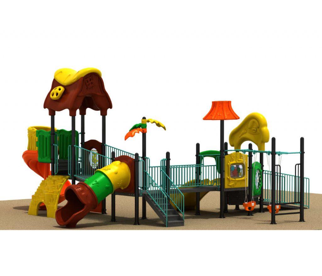 Parco Giochi Inclusivi per Bambini e Disabili - INCLUSIVE Castello 15072B