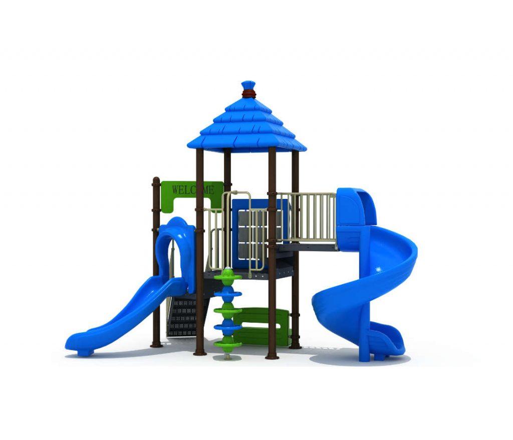 Altalene e Scivoli per Bambini - CITY Castello 161031-01-32-2