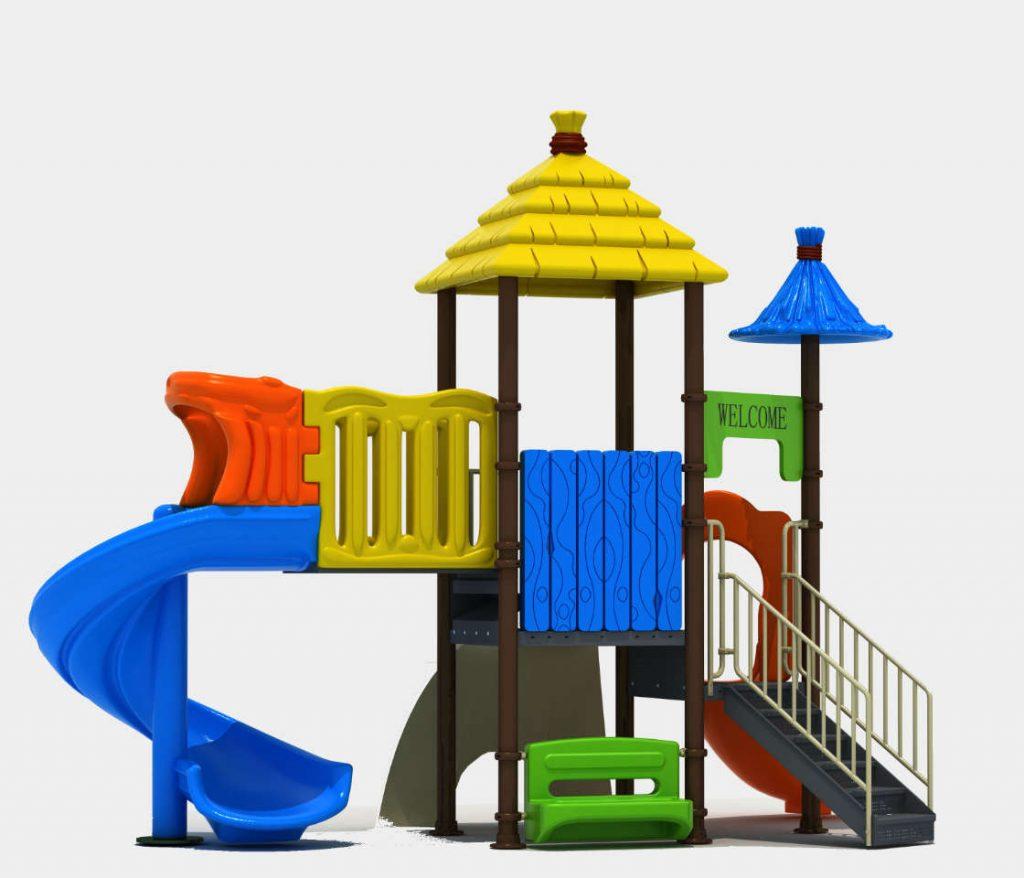 Altalene e Scivoli per Bambini - CITY Castello 171108-32-1
