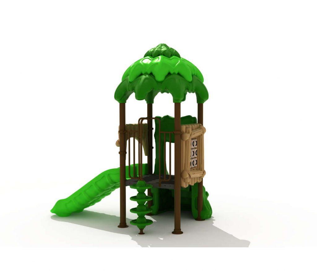 scivoli da giardino pubblico