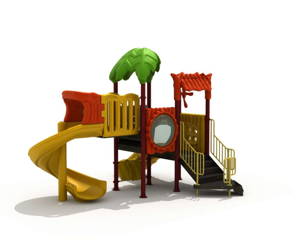 parco giochi da esterno per bambini