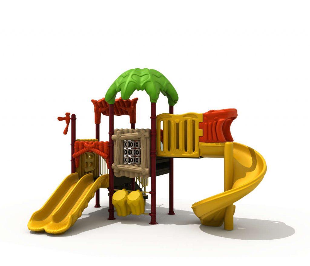 FORESTA Castello 171216B-29 - Giochi per Parchi a tema Avventura