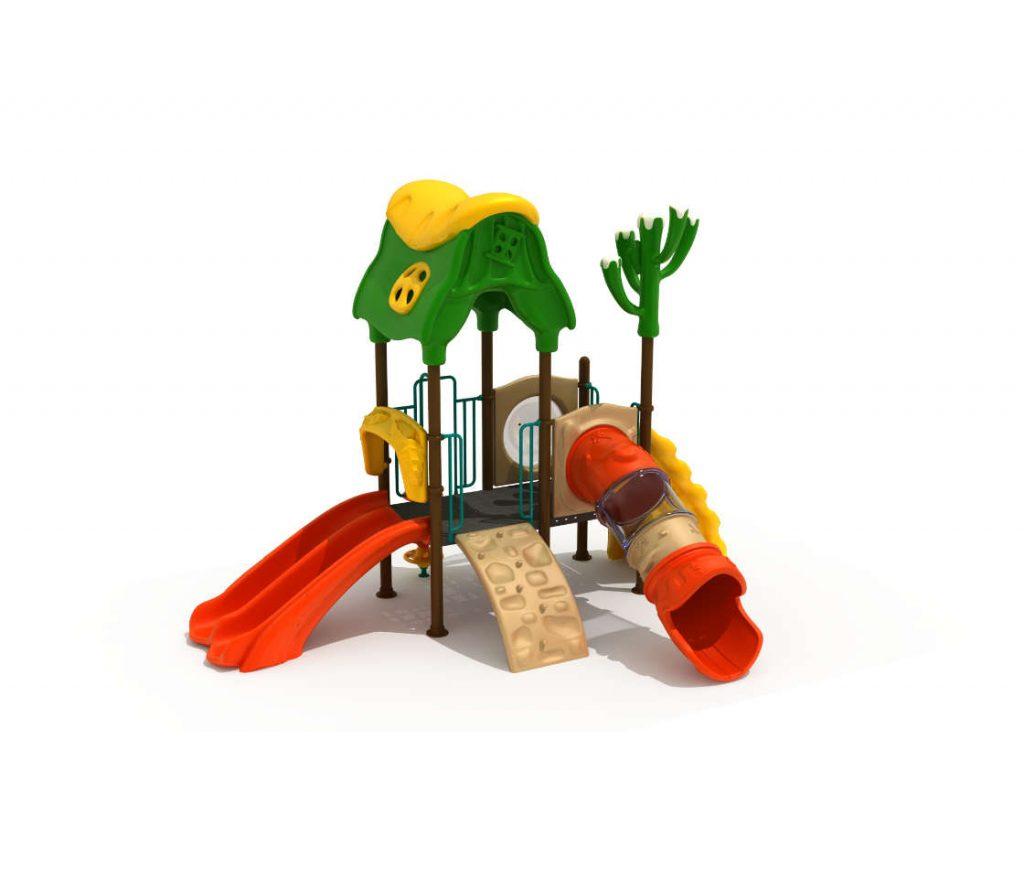 Struttura Gioco per Bambini - Giochi per Parchi a tema Natura