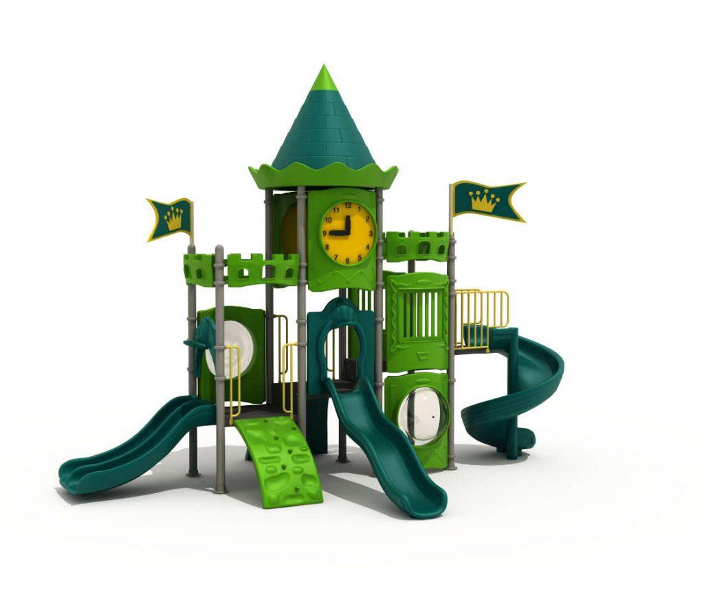 Giochi per Parchi a tema Medievale - MEDIEVAL Castello 171221B-29