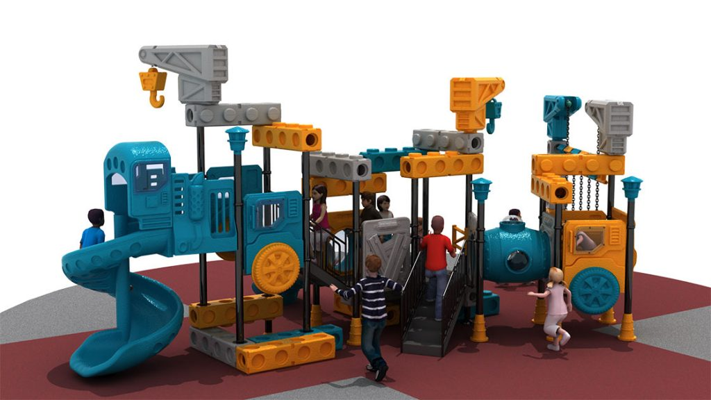 strutture bambini per parchi gioco