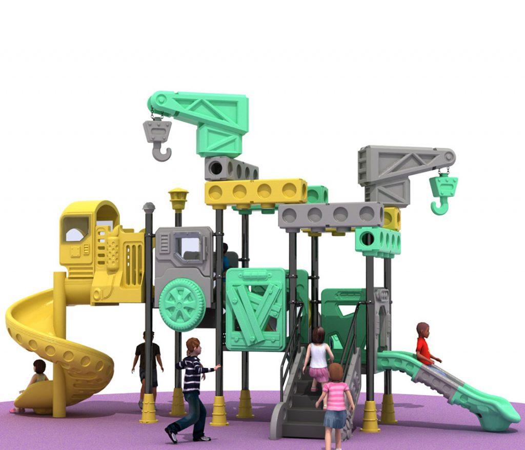 parchi gioco castello per bambini