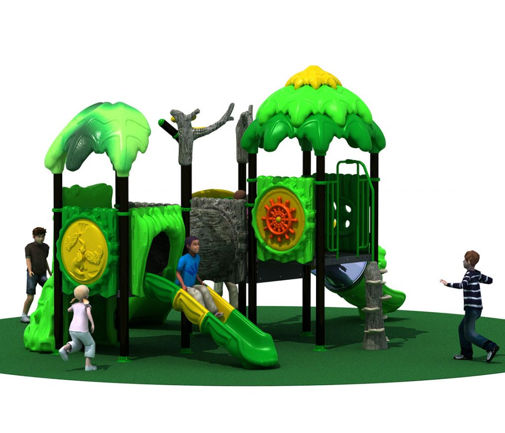 parco giochi da giardino