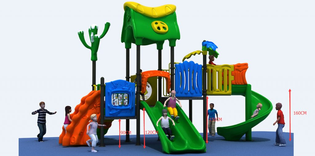 giochi bambini per giardini