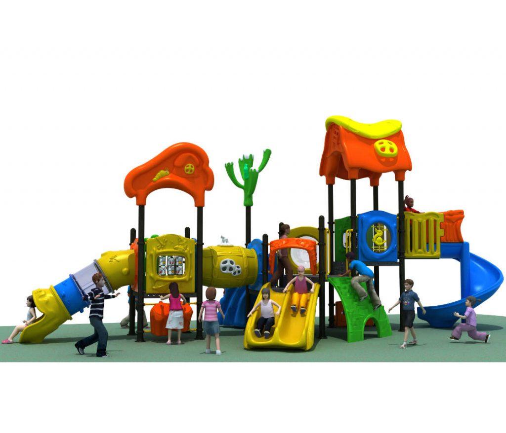 Struttura Gioco per Bambini a tema Natura - NATURE Castello 6047A