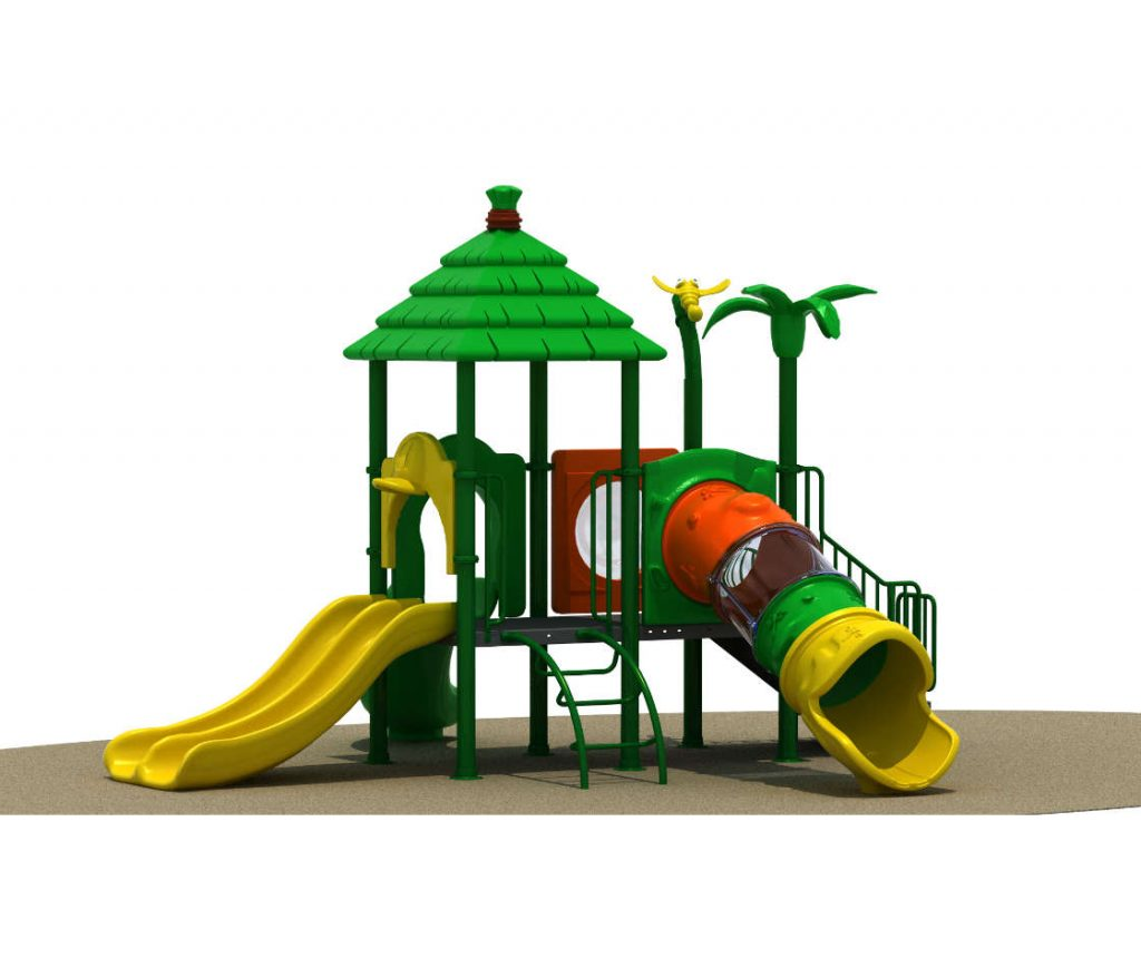 Altalene e Scivoli per Bambini - CITY Castello 6071A-1