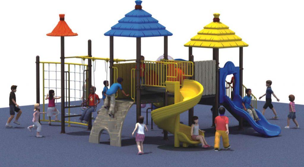 parco gioco per bimbi