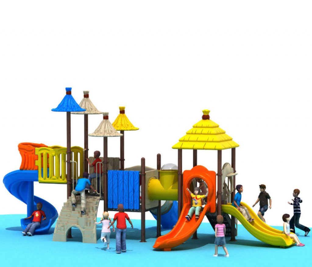 Altalene e Scivoli per Bambini - CITY Castello 6076A-1