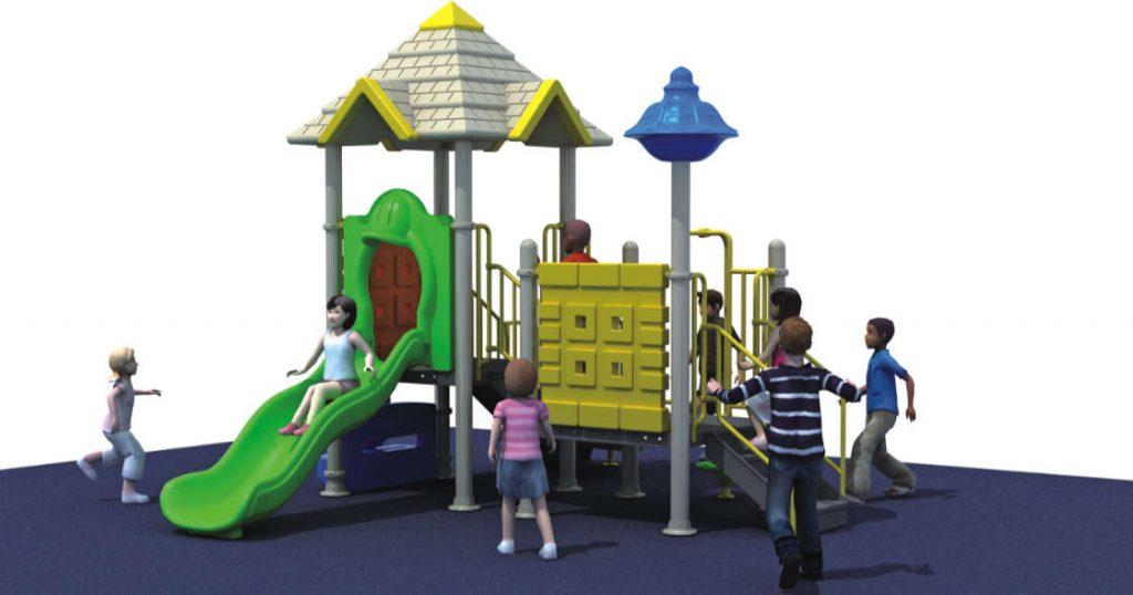 giochi bimbi per parchi pubblici