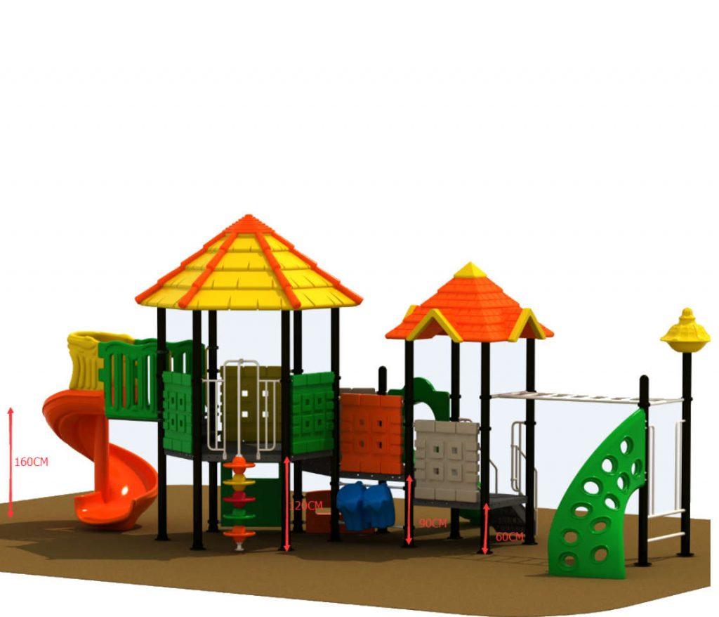 giochi da esterno per parco