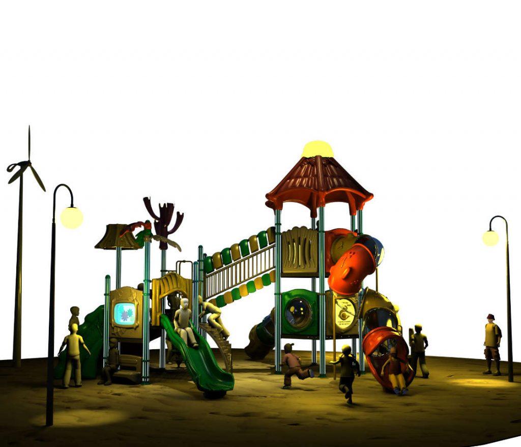 giochi da esterno bambini