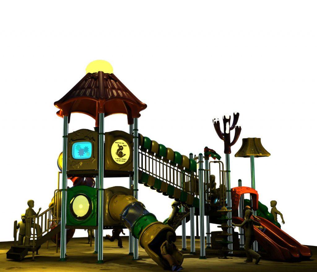 MISTERY Castello 6094A - Giochi per Parchi a tema Mistero