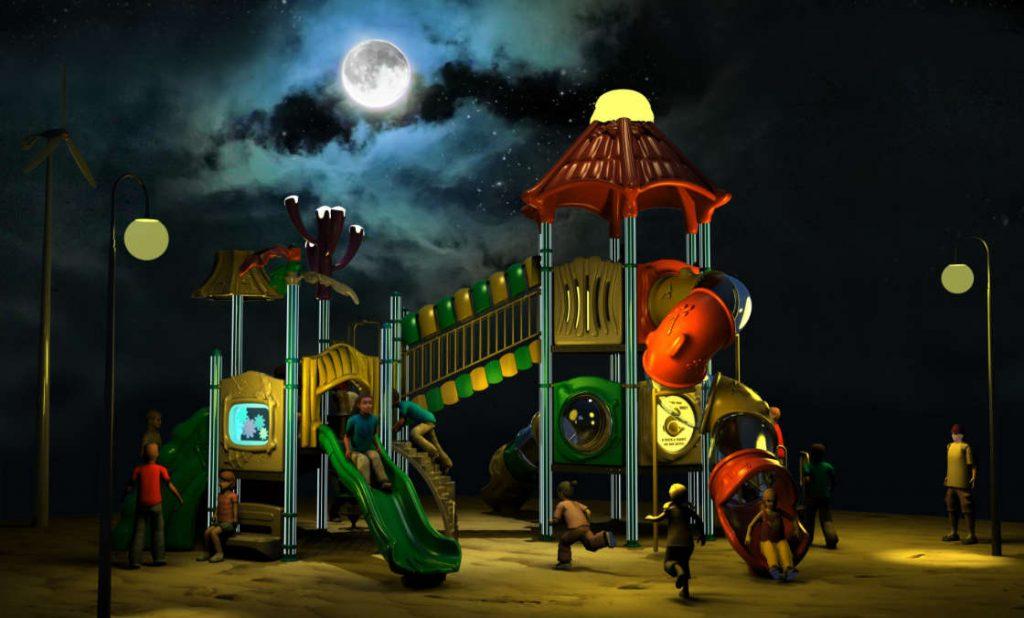 giochi da esterno per bambini