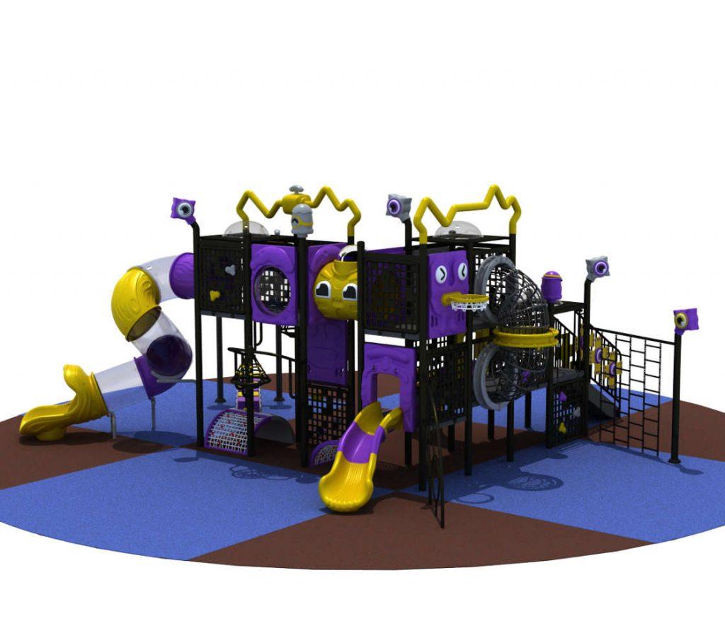 ROBOT Castello 7003A - Giochi per Parchi a tema Robot