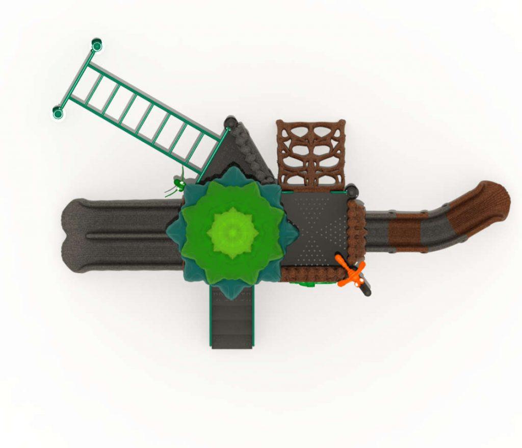 strutture per parchi gioco bambini