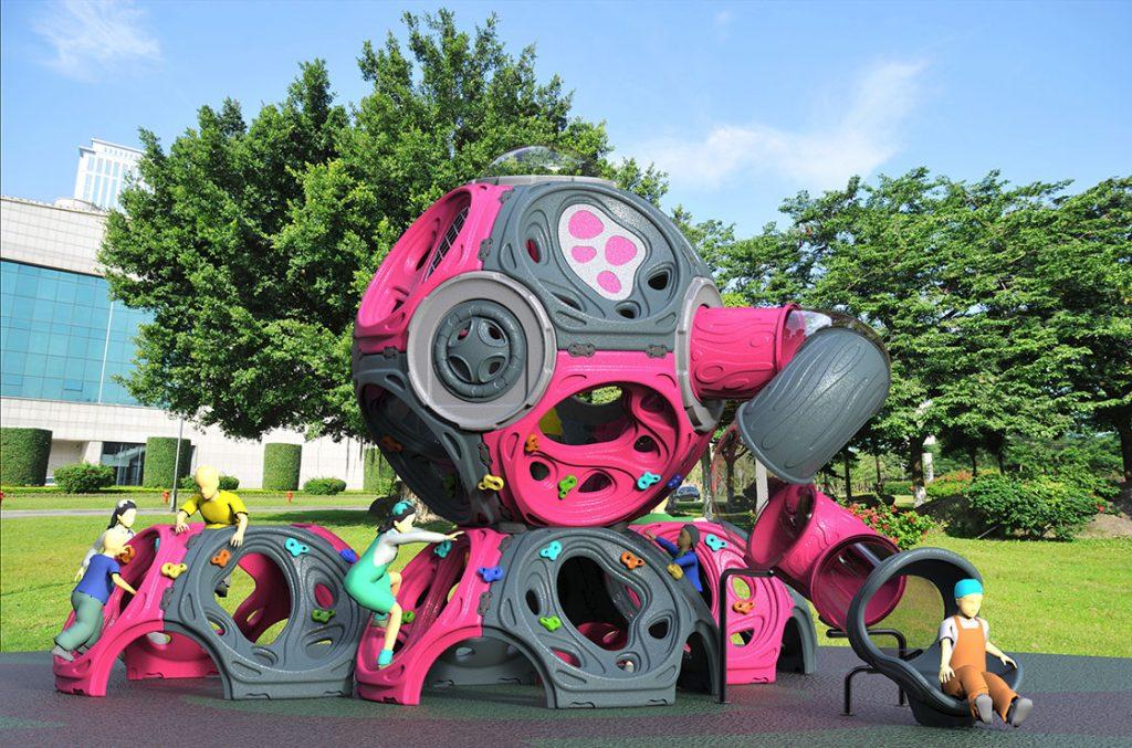 parco arrampicata bambini