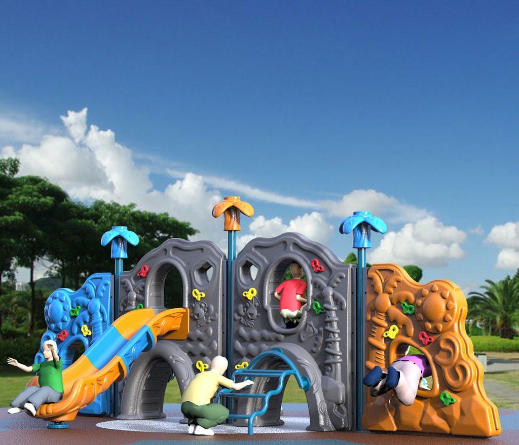 pareti arrampicata per bambini