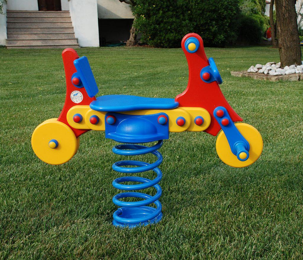 Giochi a Molla per Parchi Gioco per Bambini