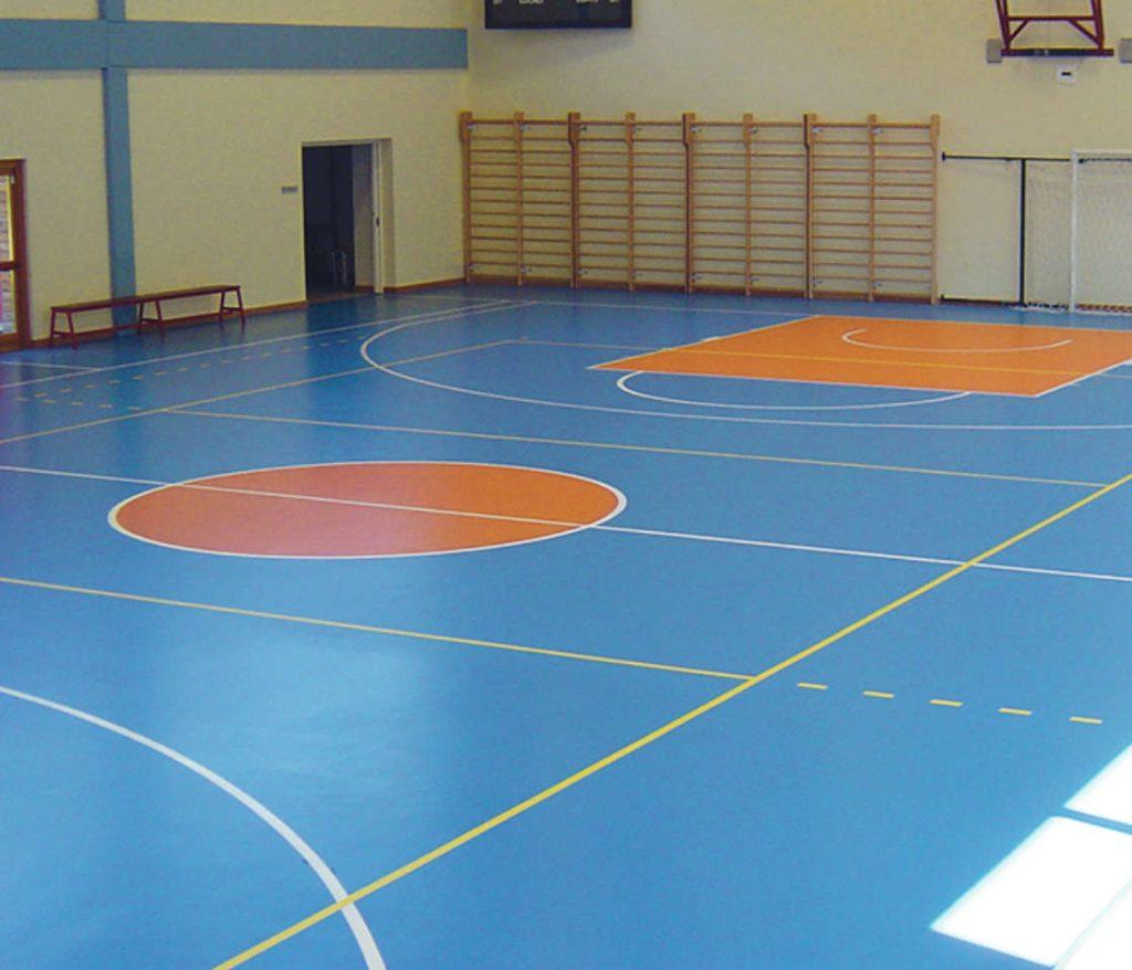 pavimentazioni campo da basket
