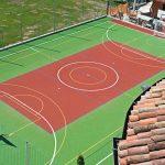 pavimentazione sportiva per esterni