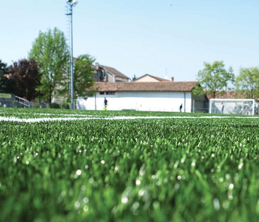 erba sintetica per campi da calcio / calcetto
