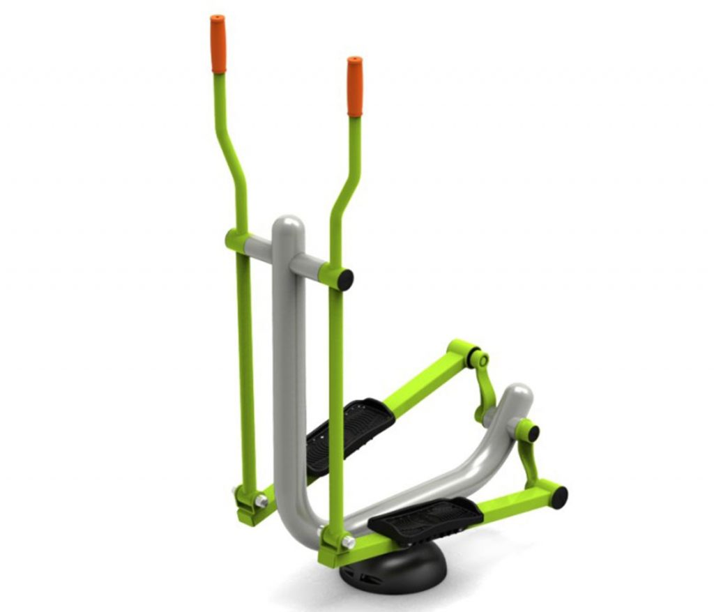 FITNESS 6245-A - Attrezzature Fitness Palestra Esterna