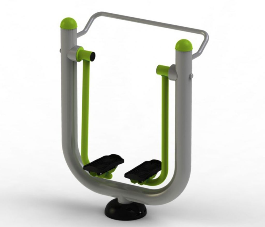 FITNESS 6245-E - Attrezzature Fitness Palestra Esterna