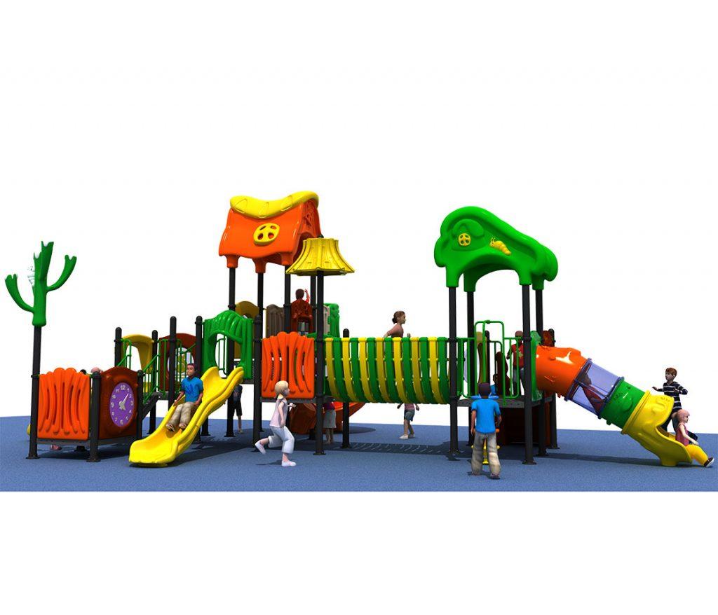 Struttura Gioco per Bambini a tema Natura - NATURE Castello 6045B
