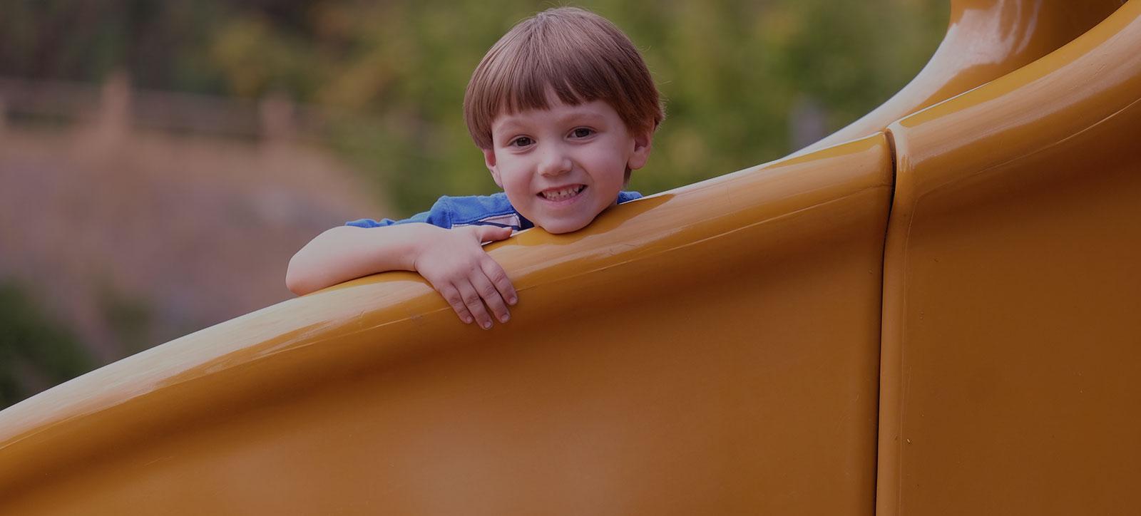 Altalene e Scivoli per Bambini
