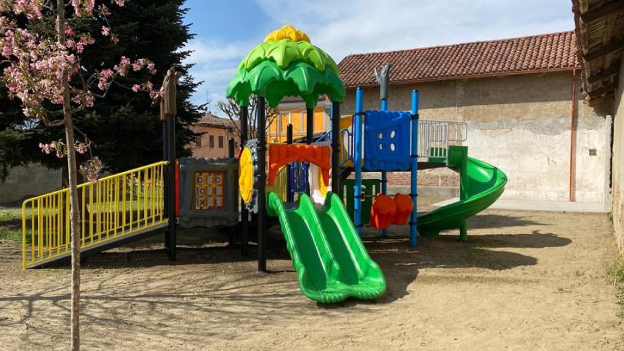 Giochi per parchi inclusivi