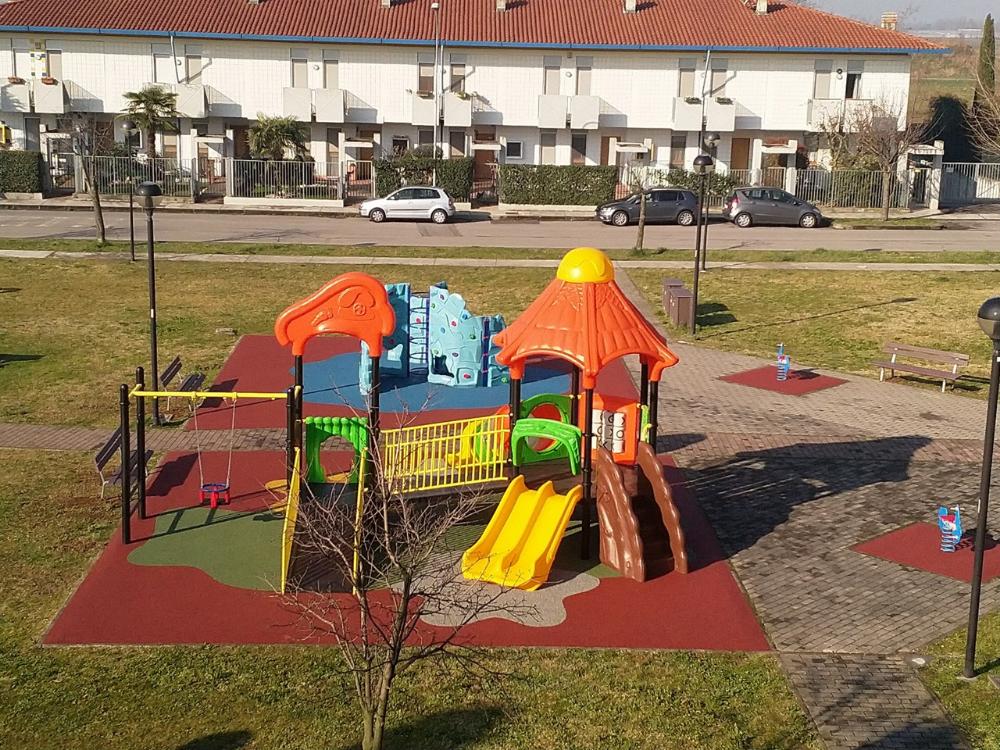 Giochi per parchi inclusivi Codognè